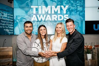 Timmy Awards Finalists and Winners